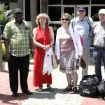 MY PARTNERS VISITING GHANA