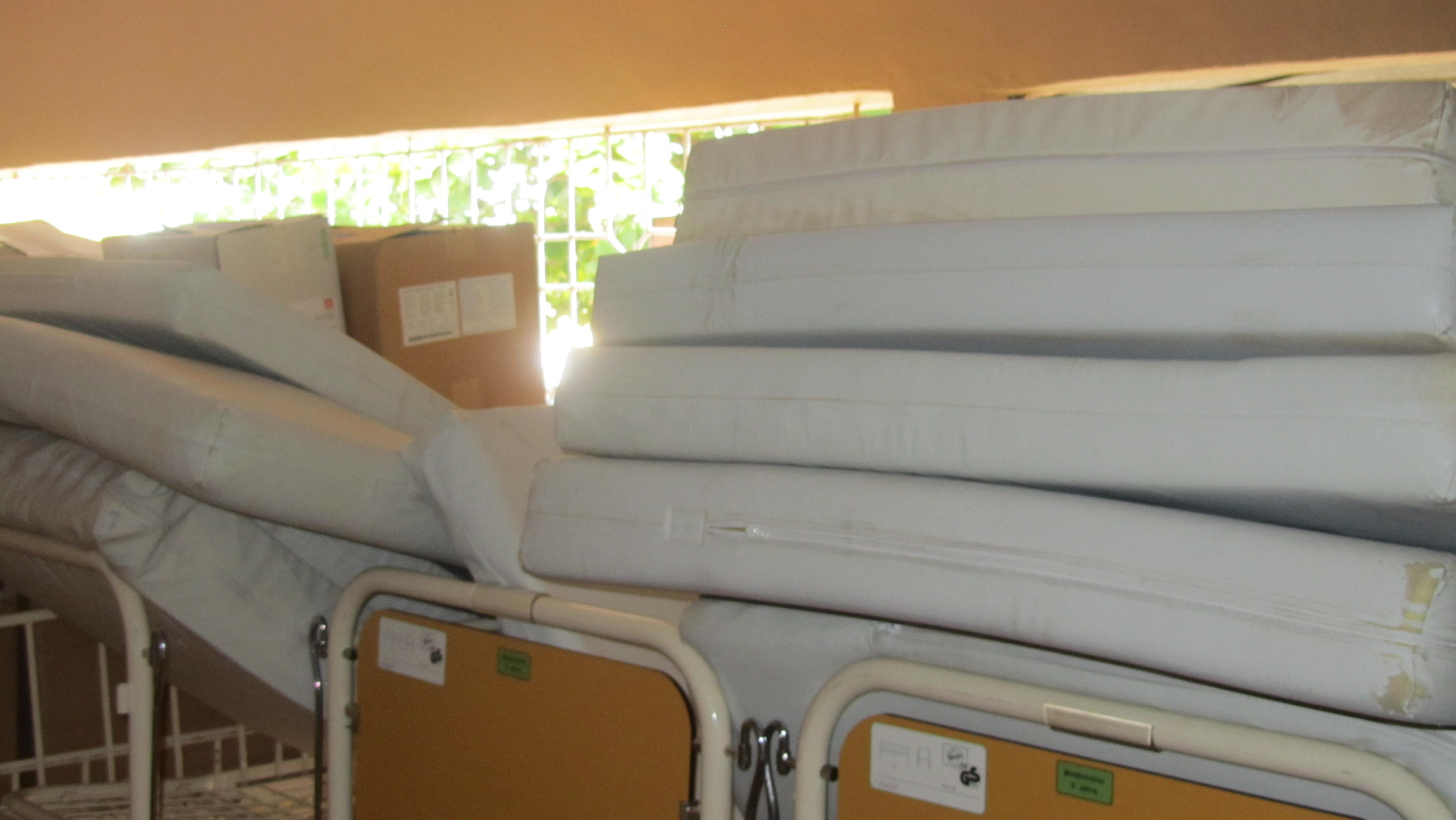 MATERIALS FOR THE HOSPITAL