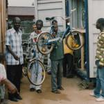 DONATION OF BICYCLES TO SCHOOL CHILDREN AT ATWIMA KOKOBEN-ASHANTI REGION